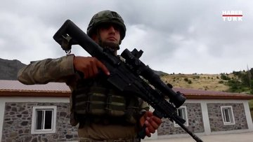 Milli Savunma Bakanlığı'ndan komando paylaşımı