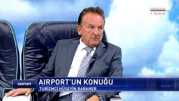 Airport - 21 Haziran 2020 (Uçakla seyahatte koronavirüsten nasıl korunulur?)