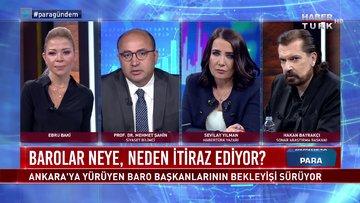 Para Gündem - 23 Haziran 2020 (Ankara'ya yürüyen baro başkanları ne istiyor?)