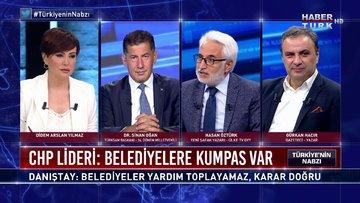 """Türkiye'nin Nabzı - 24 Haziran 2020 (Kılıçdaroğlu'nun """"belediyelere kumpas"""" sözlerinin perde arkası)"""