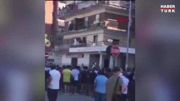 İtalya'da koronavirüs apartmanı 700 kişi karantinada