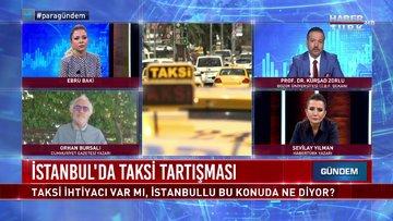 Para Gündem - 26 Haziran 2020 (İstanbul'da taksi ihtiyacı var mı, İstanbullu bu konuda ne diyor?)