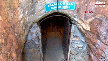 5 Milyon yıllık mağara duvarında 'sevgi' tahribatı
