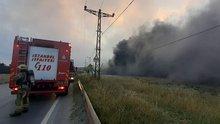 Son dakika! Başakşehir'de fabrika yangını