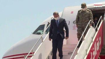 Milli Savunma Bakanı Akar Libya'da!