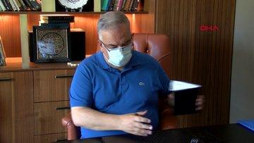 'Deri döküntülerini koronavirüs geçirmiş kişilerde görüyoruz'