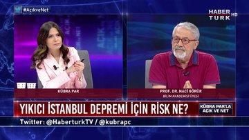 Açık ve Net - 4 Temmuz 2020 (Yıkıcı İstanbul depremi için risk ne?)