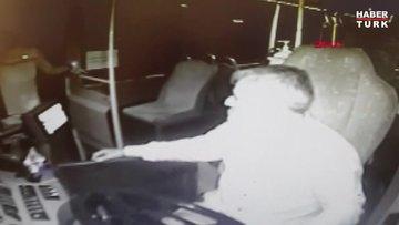 Mersin'de dövülen otobüs şoförü: Maskesiz alamayacağımı söyledim, darbettiler