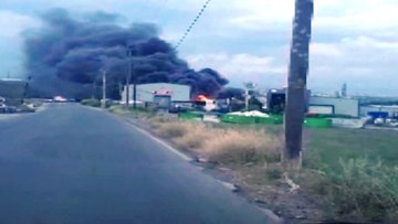 Son dakika! Gebze'de fabrika yangını