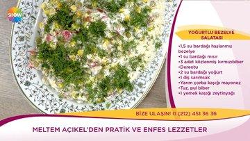 Bezelye Salatası nasıl yapılır? Bezelye Salatası tarifi
