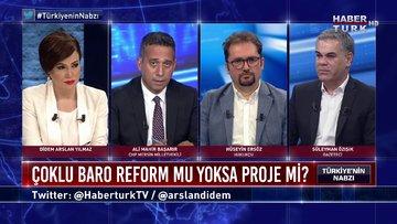 """Türkiye'nin Nabzı - 9 Temmuz 2020 (Çoklu baro reform mu proje mi; CHP neden """"bölme projesi"""" diyor?)"""
