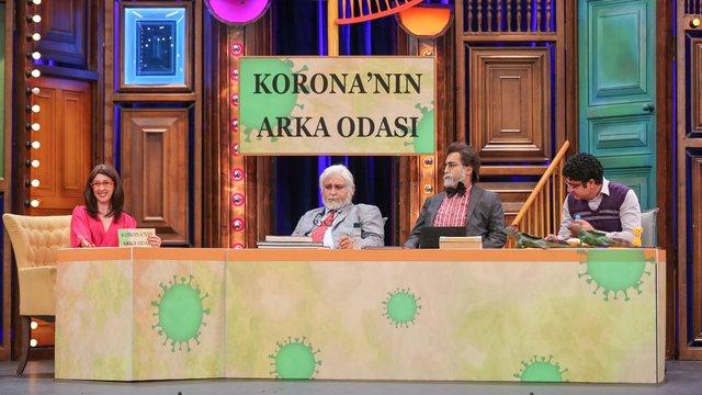 Korona'nın Arka Odası
