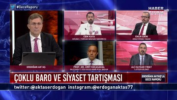 Gece Raporu - 9 Temmuz 2020 (Çoklu baro ve siyaset tartışması: Barolar neye itiraz ediyor?)