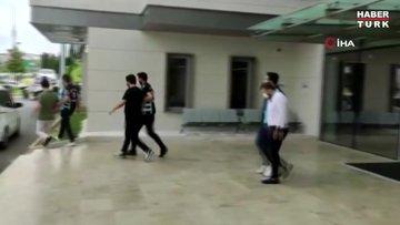 E-5 Karayolu'ndaki düğün konvoyunda terör estiren 7 maganda yakalandı