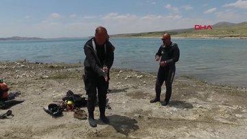 Yamula Barajı'nda 7,5 milyon yıllık kara canlısı fosili bulundu
