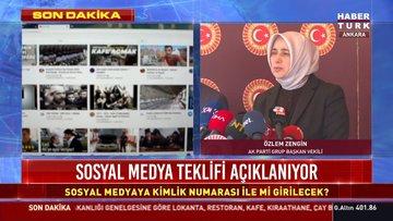 AK Parti'den sosyal medya teklifi açıklaması