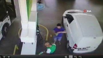 Pınar Gültekin'in katil zanlısının benzin istasyonundaki görüntüleri ortaya çıktı