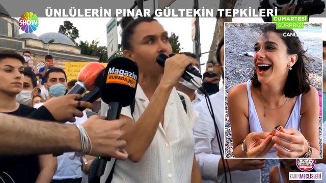 Türkiye Pınar Gültekin'e ağlıyor!