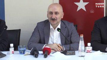 Karaismailoğlu: Artık laf dinleyen değil, yöneten Türkiye var