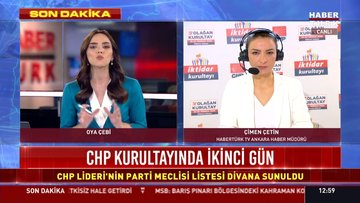 İşte Kılıçdaroğlu'nun anahtar listesi