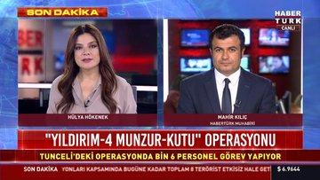 Son dakika haberi 'Yıldırım-4 Munzur-Kutu' operasyonu başlatıldı!