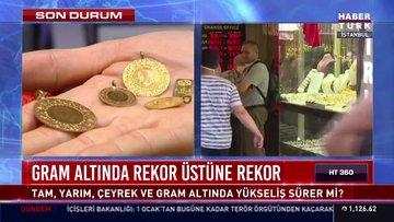 29 Temmuz 2020 - Bugün çeyrek altın, gram altın fiyatları ne kadar?