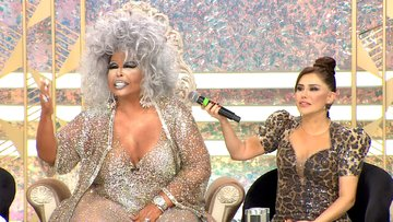 Diva Bülent Ersoy'dan ''Humma Kuşu'' performansı!