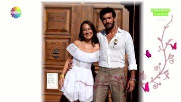 Gupse Özay'la Barış Arduç evlendi!