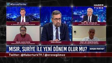 Gerçek Fikri Ne - 1 Ağustos 2020 (Türkiye'nin dış politika hamlesi: Mısır-Suriye ile yeni dönem mi?)
