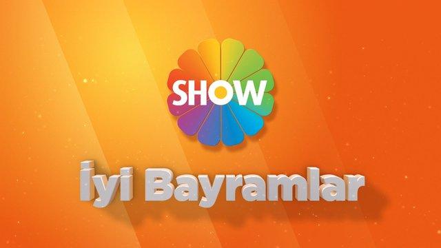 Show TV'de eğlence dolu bir bayrama hazır olun!