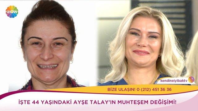 Ayşe Hanım'ın şaşırtıcı değişimi!
