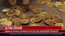 6 Ağustos Altın fiyatları rekora doymuyor! Çeyrek altın, gram altın fiyatları