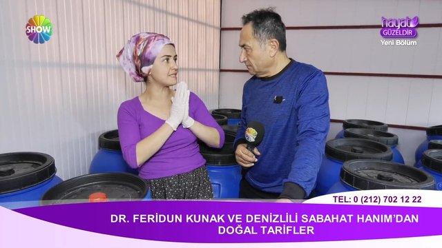 Dr. Feridun Kunak'tan doğal tarifler!