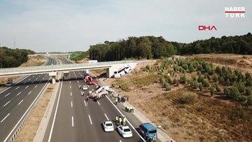 İstanbul'daki otobüs kazasında ilk rapor