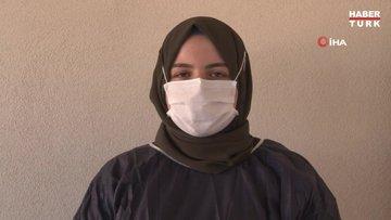 Alibeyköy'de saldırıya uğrayan kadın yaşadıklarını anlattı