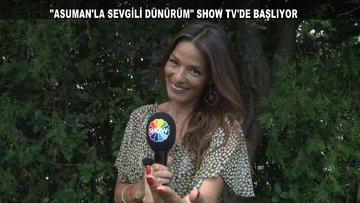 """""""Asuman'la Sevgili Dünürüm"""" Show TV'de başlıyor!"""