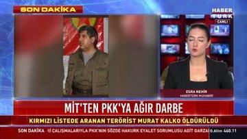 Mit'ten PKK'ya ağır darbe