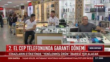 İkinci el cep telefonu ve tabletlerde garantili satış dönemi