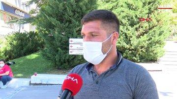 Cilt kanseri Salih'in tedavisi Ankara'da başladı