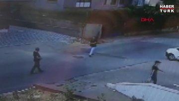 Silah tutukluluk yapınca ölümden kurtuldu
