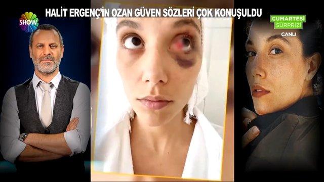 Halit Ergenç'in Ozan Güven sözleri çok konuşuldu!