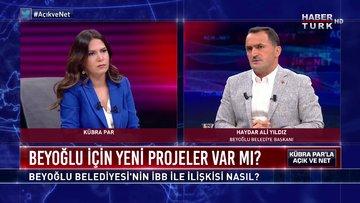Açık ve Net - 22 Ağustos 2020 (Beyoğlu'nda yeni projeler var mı? Başkan Haydar Ali Yıldız anlatıyor)