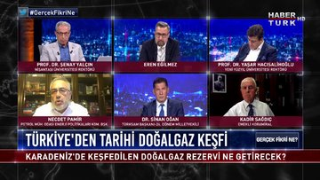 Gerçek Fikri Ne - 22 Ağustos 2020 (Karadeniz'de keşfedilen doğalgaz rezervi ne getirecek?)