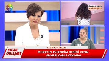 Murat'ın evlendiğim dediği kız hakkında şok iddia!