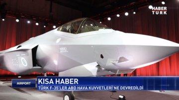 Türkiye'nin F-35'lerine Ne Oldu?
