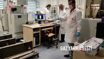 Sakarya gaz sahasında keşfedilen gaz test amaçlı yakıldı