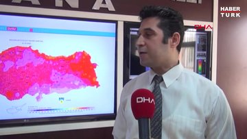 Adana'da hafta sonu 92 yılın en sıcak günleri yaşanacak