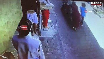 Kağıthane minibüsçü dehşeti kamerada