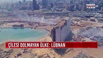 Lübnan'da savaşlar bitti dertler bitmedi