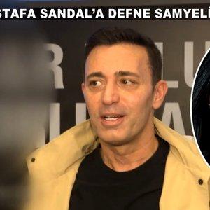 Mustafa Sandal'a Defne Samyeli şoku!